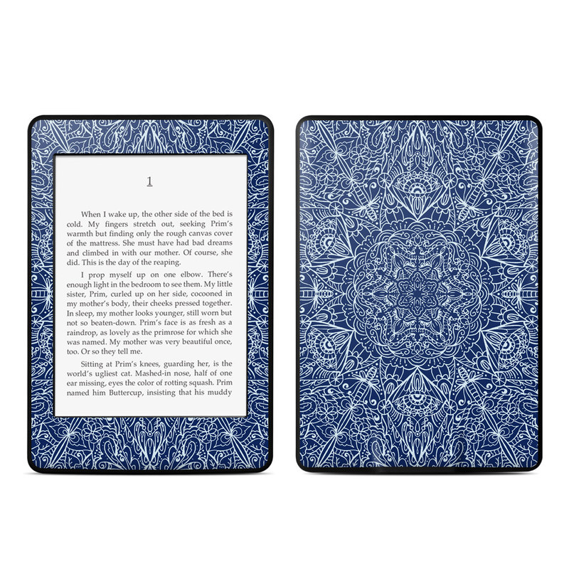 Celestial Bohemian Amazon Kindle Paperwhite 3rd Gen Skin
