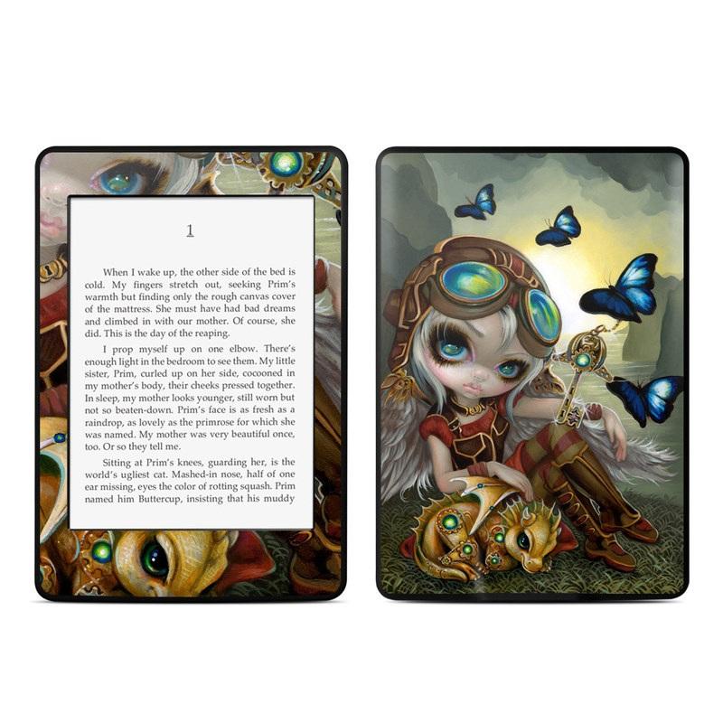 Clockwork Dragonling Amazon Kindle Paperwhite Skin