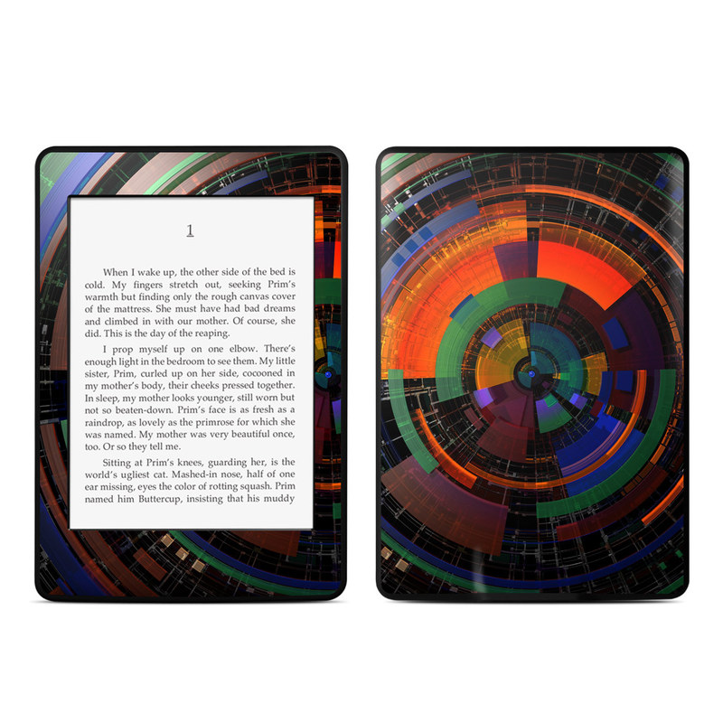 Color Wheel Amazon Kindle Paperwhite Skin