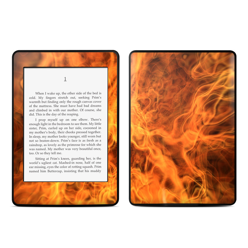 Combustion Amazon Kindle Paperwhite Skin