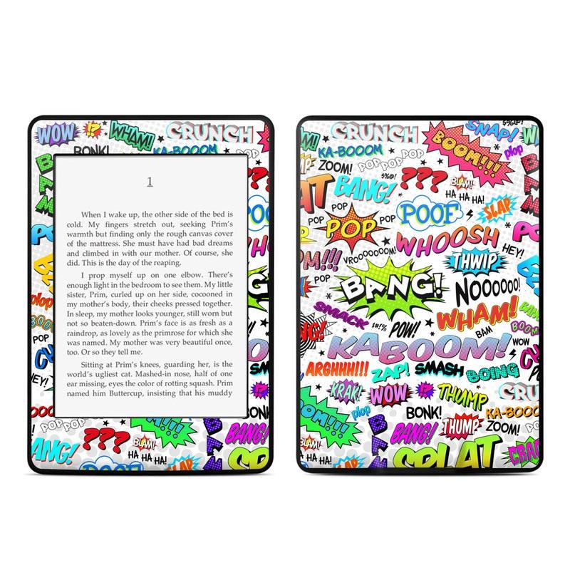 Comics Amazon Kindle Paperwhite 3rd Gen Skin