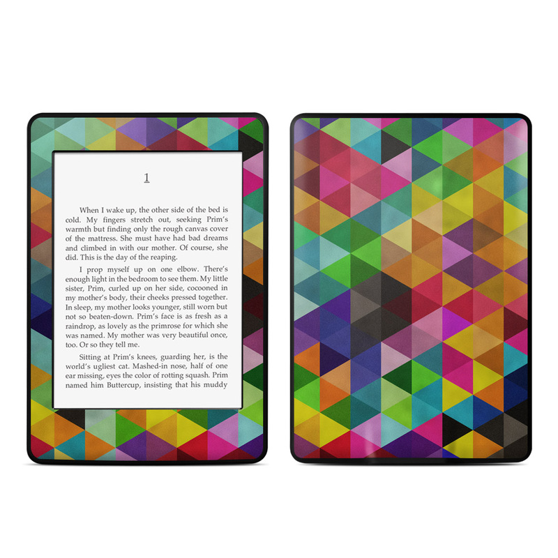 Connection Amazon Kindle Paperwhite 3rd Gen Skin
