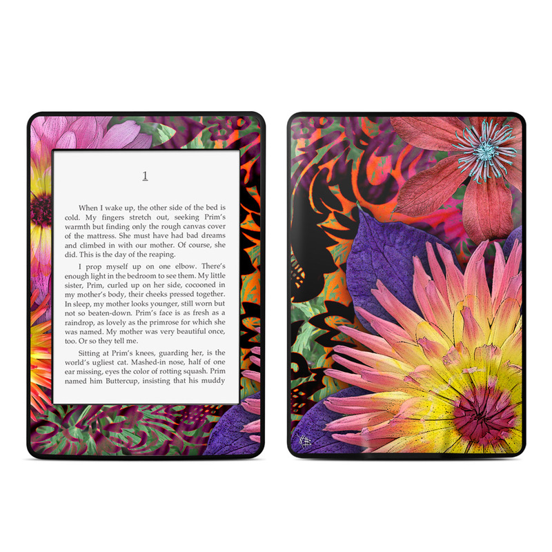 Cosmic Damask Amazon Kindle Paperwhite Skin