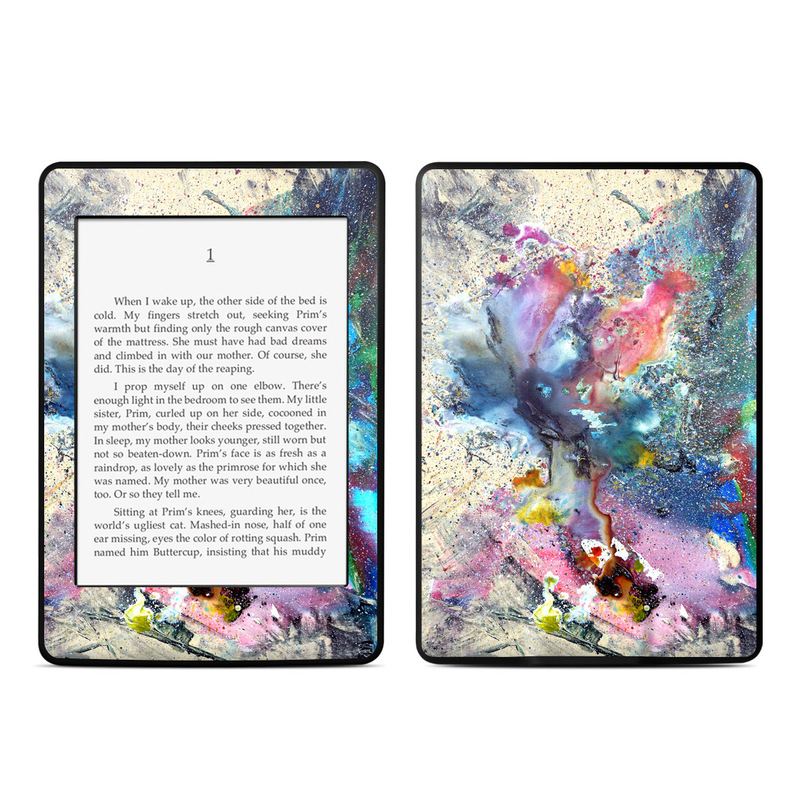 Cosmic Flower Amazon Kindle Paperwhite Skin