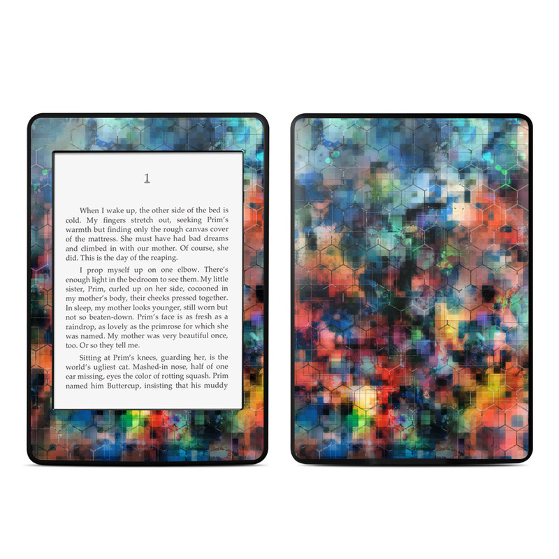 Circuit Breaker Amazon Kindle Paperwhite Skin