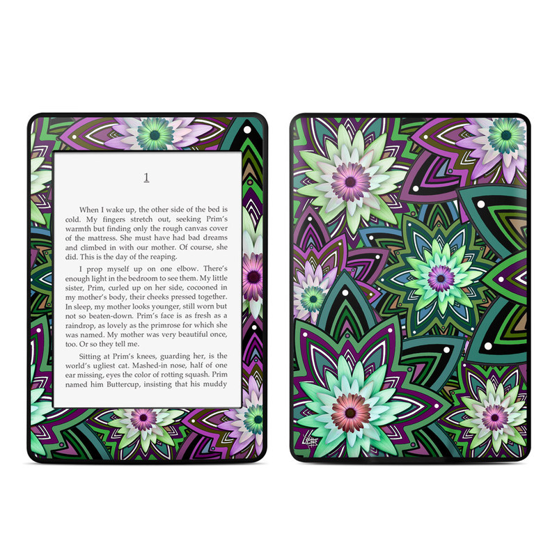 Daisy Trippin Amazon Kindle Paperwhite Skin