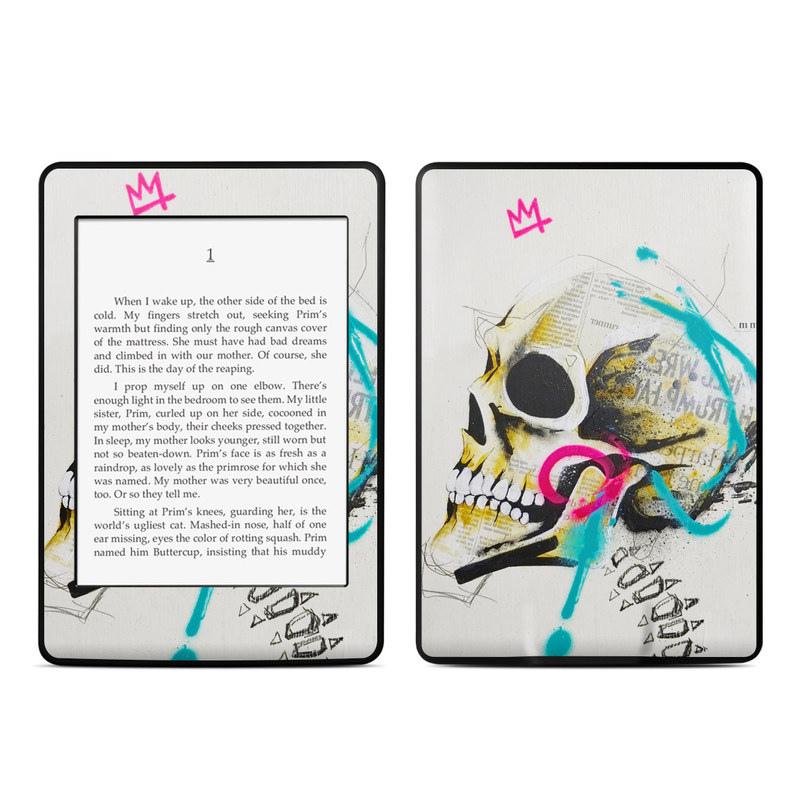 Decay Amazon Kindle Paperwhite Skin