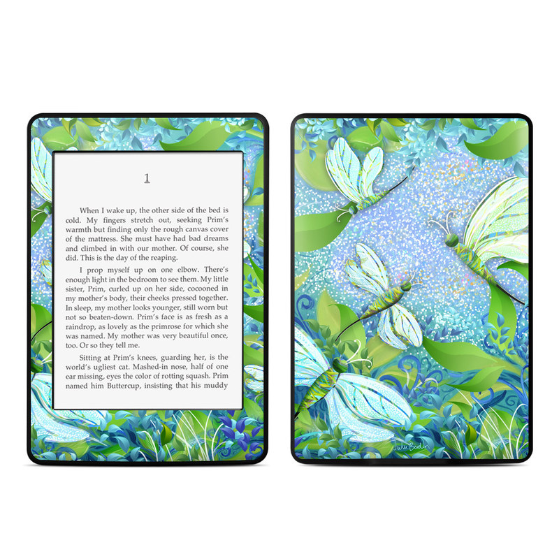 Dragonfly Fantasy Amazon Kindle Paperwhite Skin