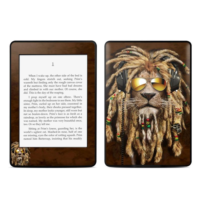DJ Jahman Amazon Kindle Paperwhite Skin