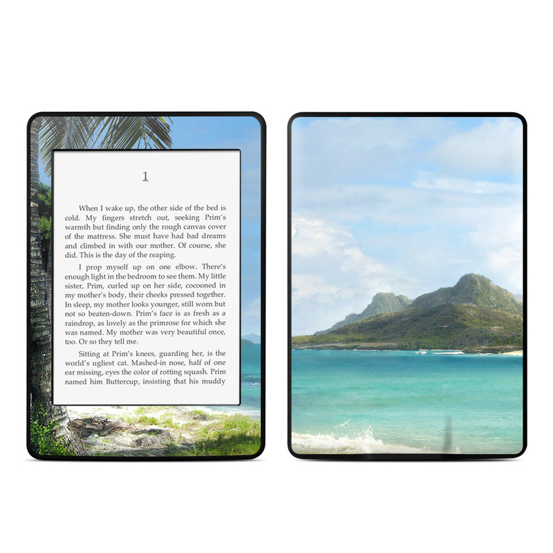 El Paradiso Amazon Kindle Paperwhite Skin