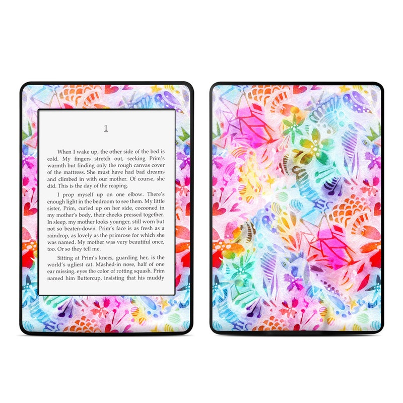 Fairy Dust Amazon Kindle Paperwhite Skin