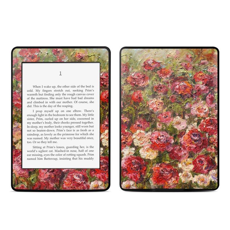 Fleurs Sauvages Amazon Kindle Paperwhite Skin