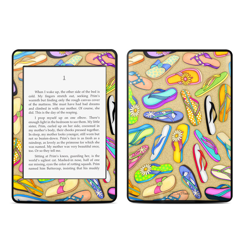 Flip Flops Amazon Kindle Paperwhite Skin