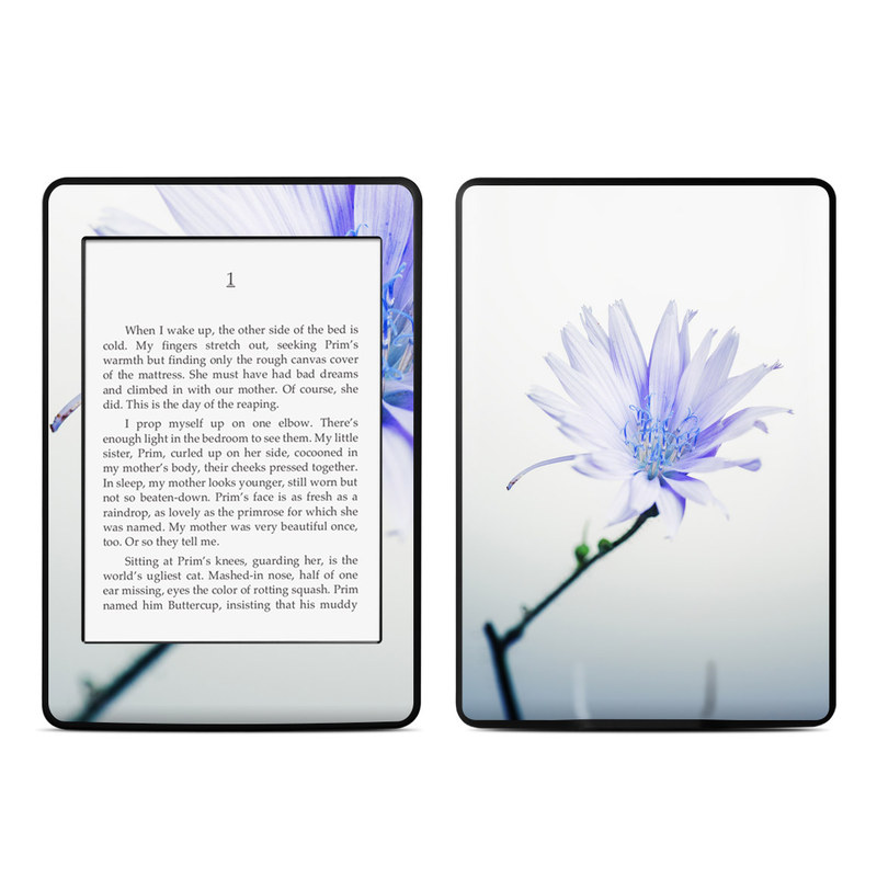 Floral Amazon Kindle Paperwhite Skin