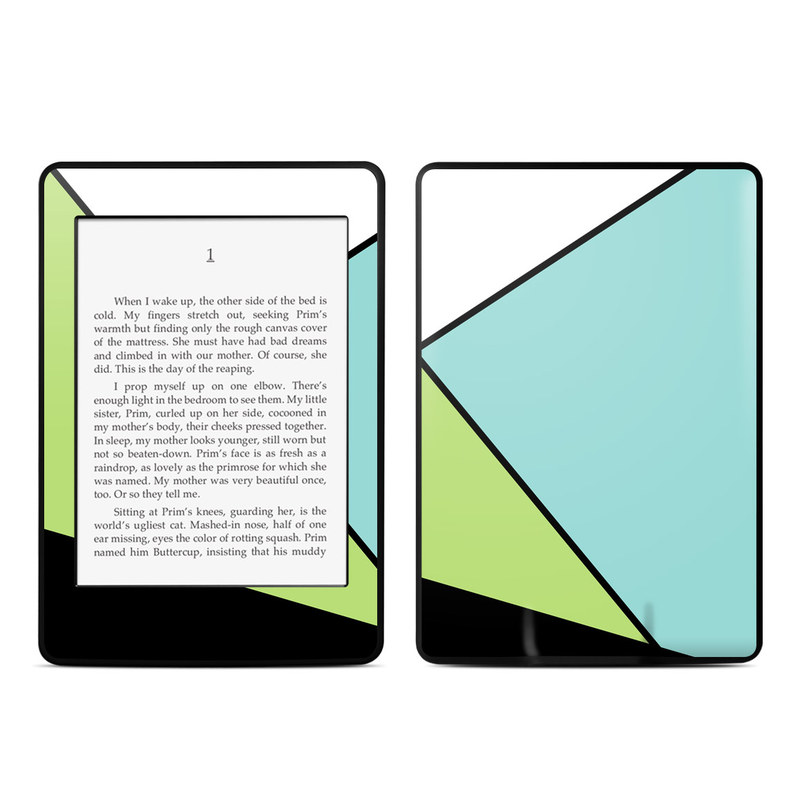 Flyover Amazon Kindle Paperwhite 3rd Gen Skin