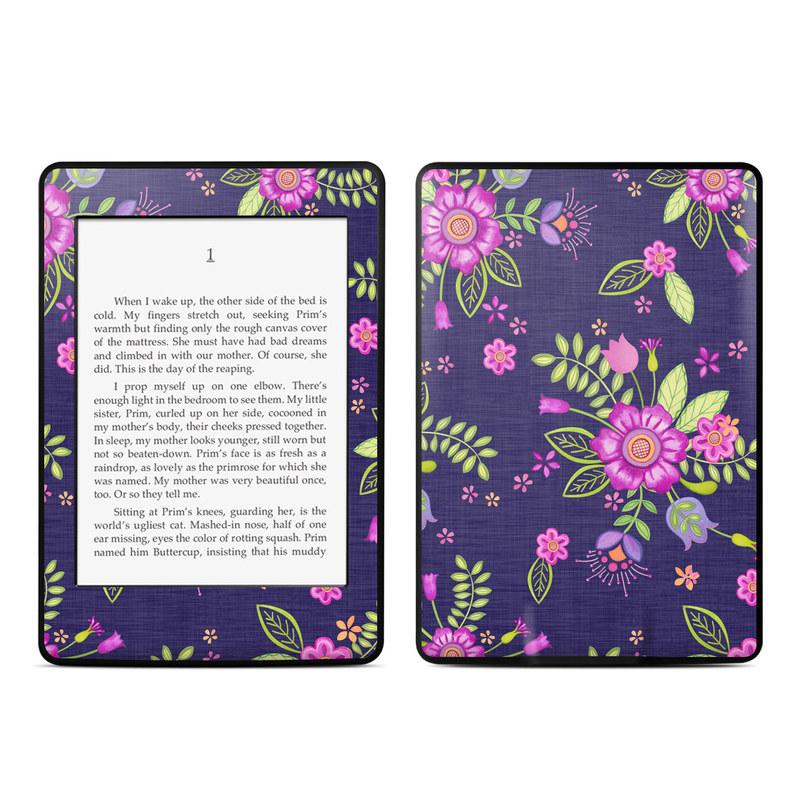 Folk Floral Amazon Kindle Paperwhite Skin