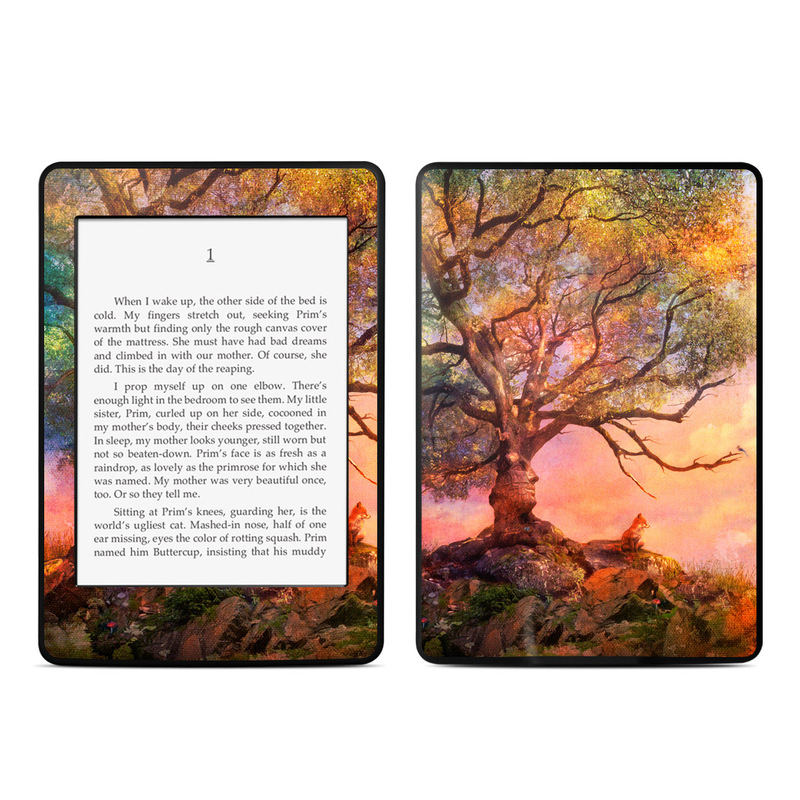 Fox Sunset Amazon Kindle Paperwhite Skin
