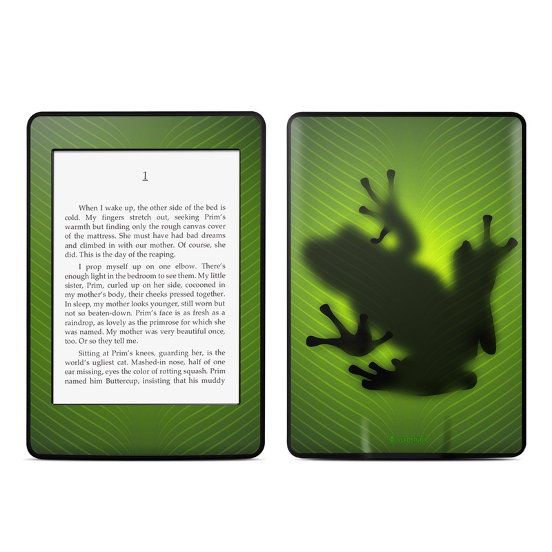 Frog Amazon Kindle Paperwhite 3rd Gen Skin