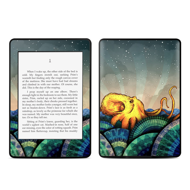 From the Deep Amazon Kindle Paperwhite Skin