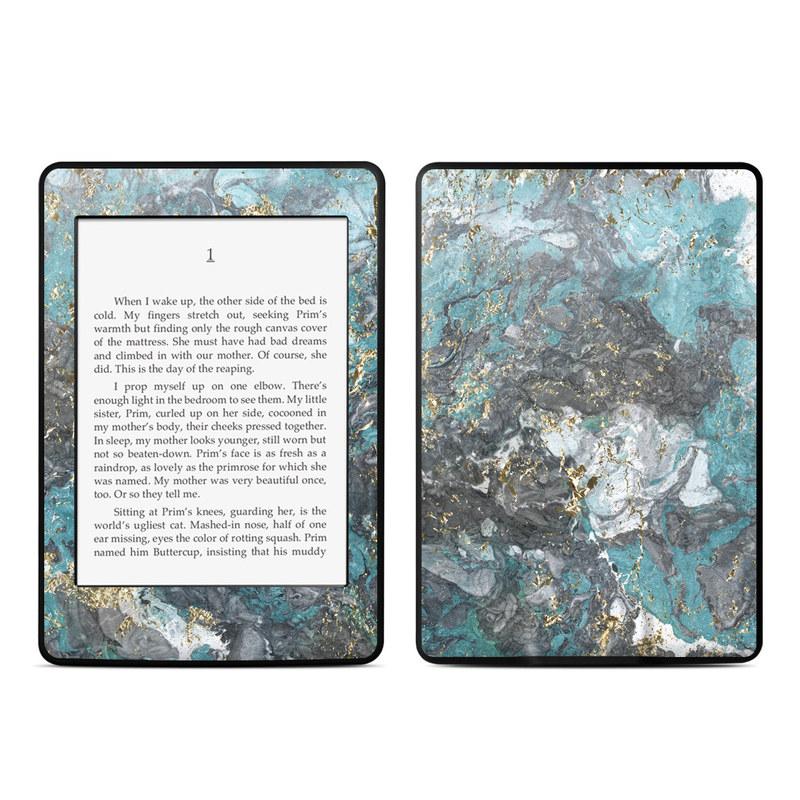 Gilded Glacier Marble Amazon Kindle Paperwhite 3rd Gen Skin