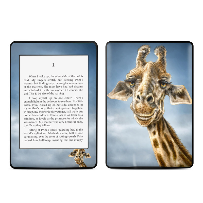 Giraffe Totem Amazon Kindle Paperwhite Skin
