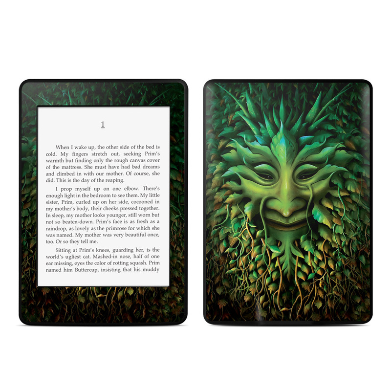 Greenman Amazon Kindle Paperwhite Skin