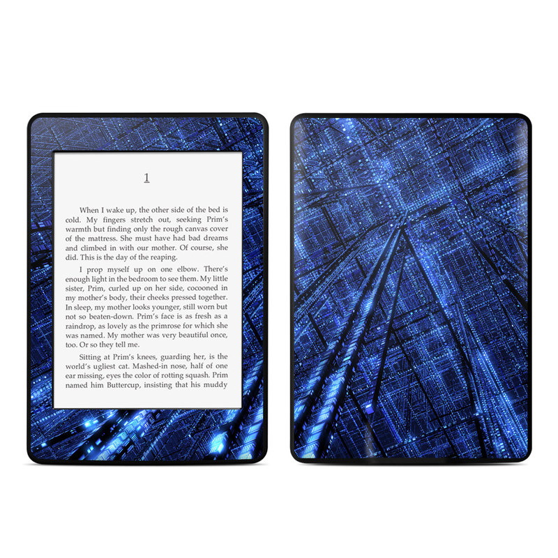 Grid Amazon Kindle Paperwhite Skin