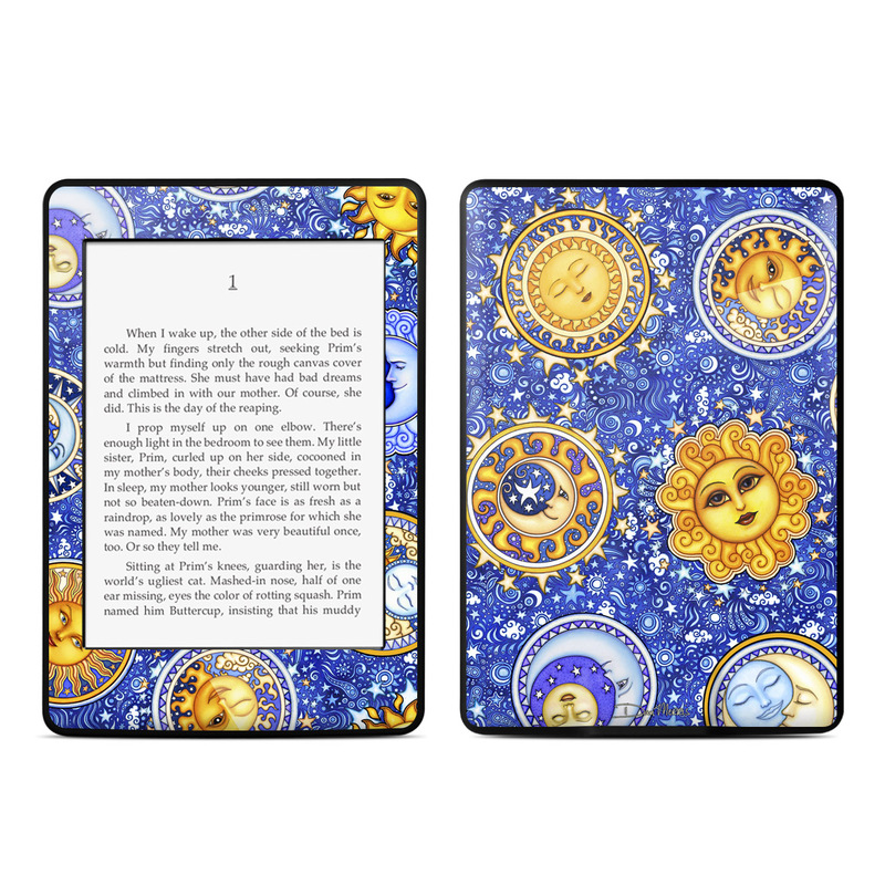 Heavenly Amazon Kindle Paperwhite Skin