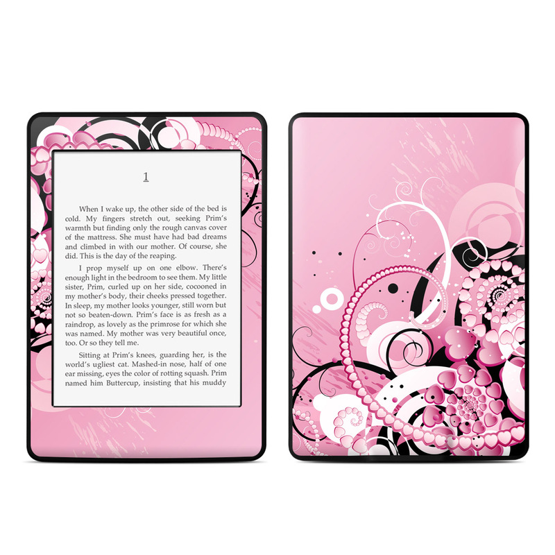 Her Abstraction Amazon Kindle Paperwhite 3rd Gen Skin