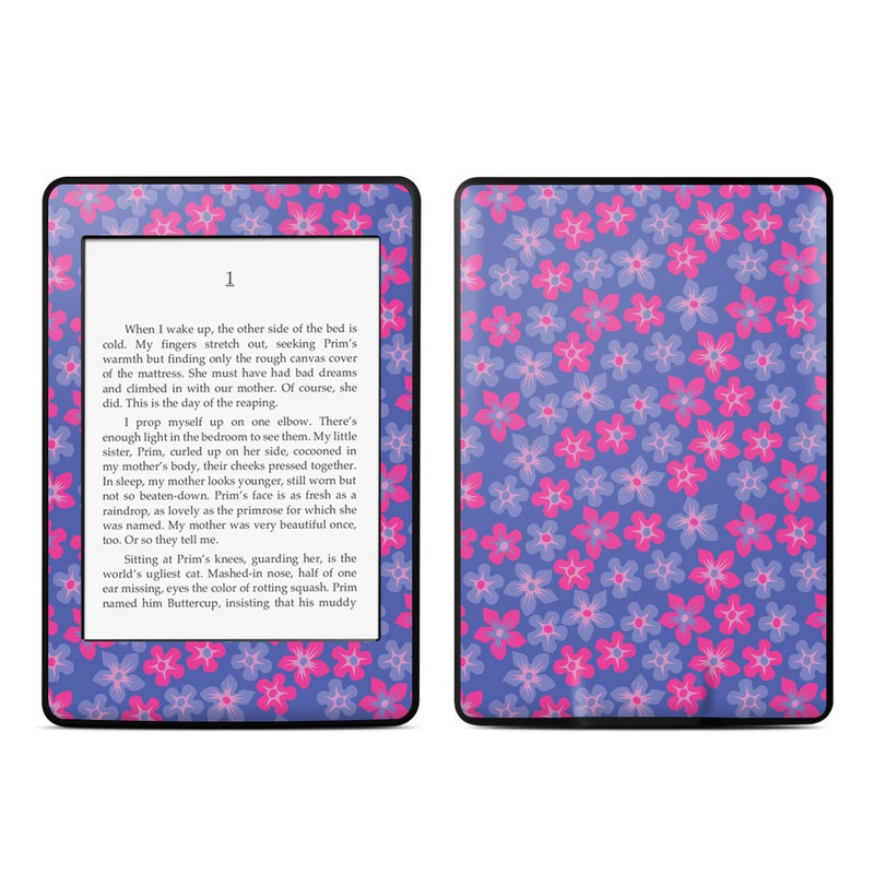 Hibiscus Amazon Kindle Paperwhite 3rd Gen Skin