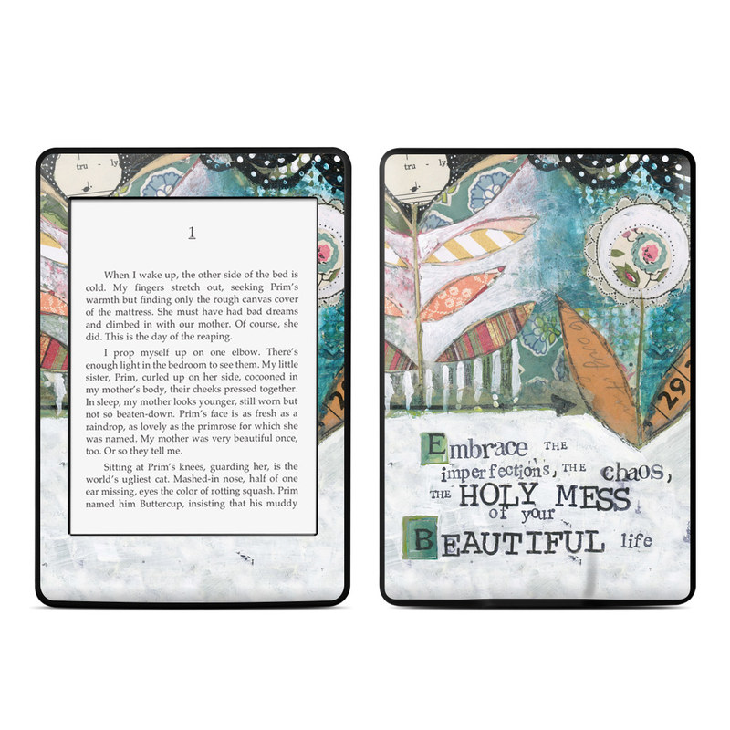 Holy Mess Amazon Kindle Paperwhite Skin