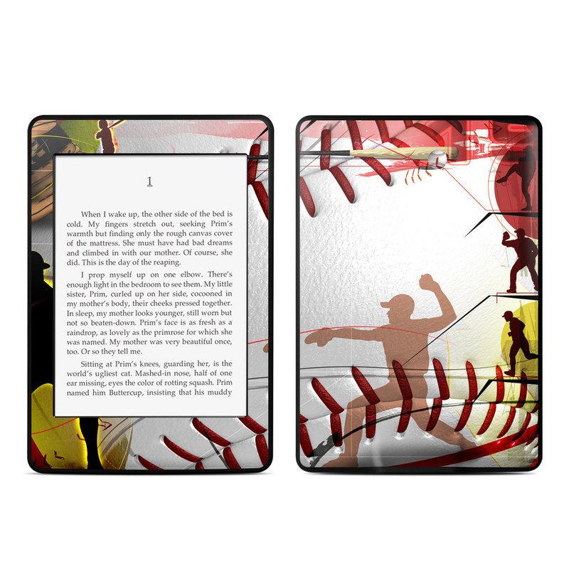 Home Run Amazon Kindle Paperwhite Skin