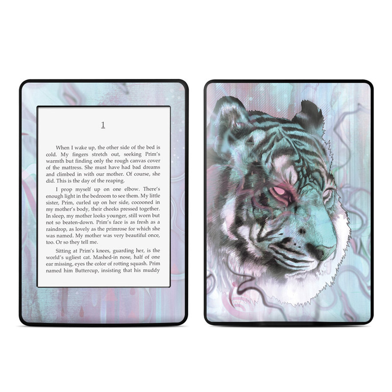 Illusive by Nature Amazon Kindle Paperwhite Skin