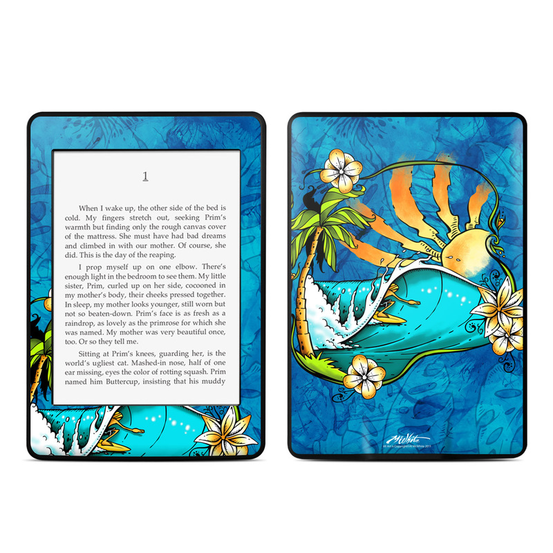 Island Playground Amazon Kindle Paperwhite Skin