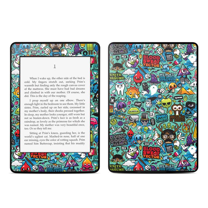 Jewel Thief Amazon Kindle Paperwhite 3rd Gen Skin