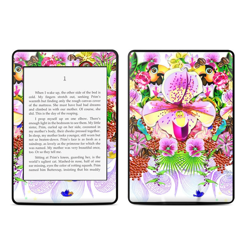 Lampara Amazon Kindle Paperwhite Skin