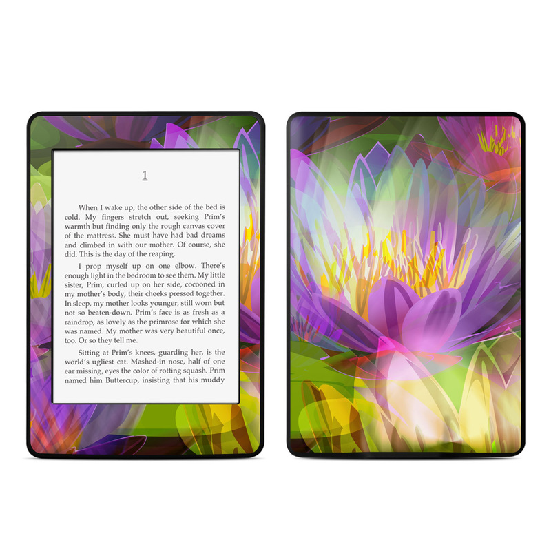 Lily Amazon Kindle Paperwhite Skin