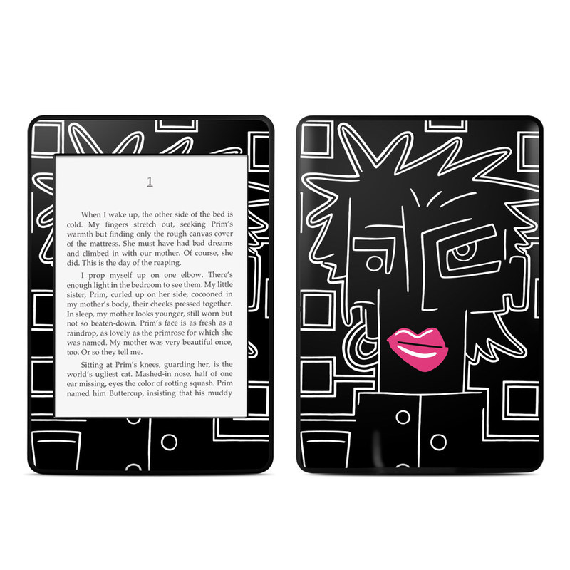 Lip Service Amazon Kindle Paperwhite Skin