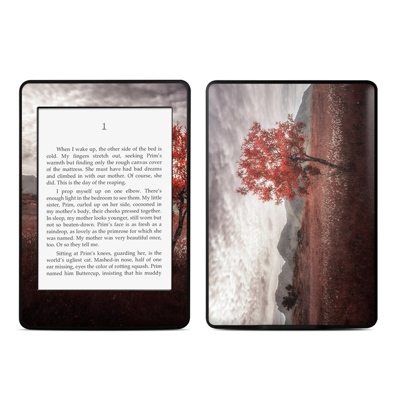 Lofoten Tree Amazon Kindle Paperwhite Skin