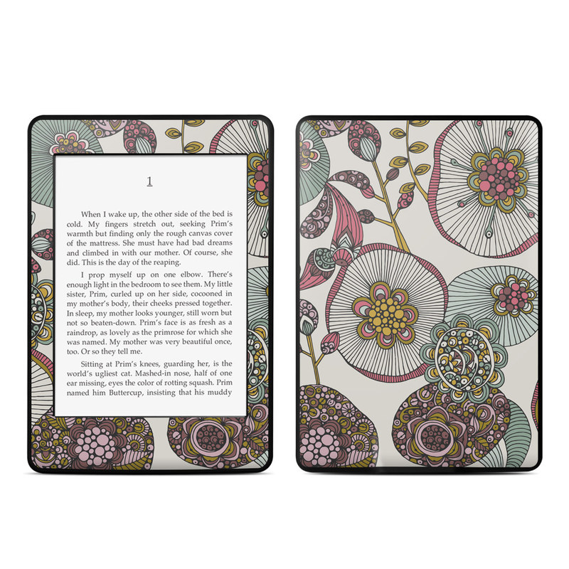 Lotus Amazon Kindle Paperwhite Skin