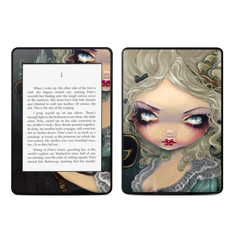 Marie Masquerade Amazon Kindle Paperwhite Skin