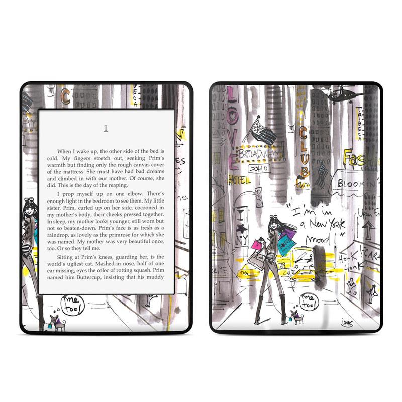My New York Mood Amazon Kindle Paperwhite 3rd Gen Skin