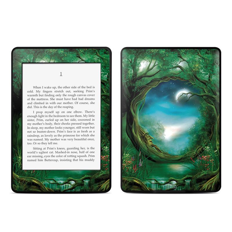 Moon Tree Amazon Kindle Paperwhite Skin