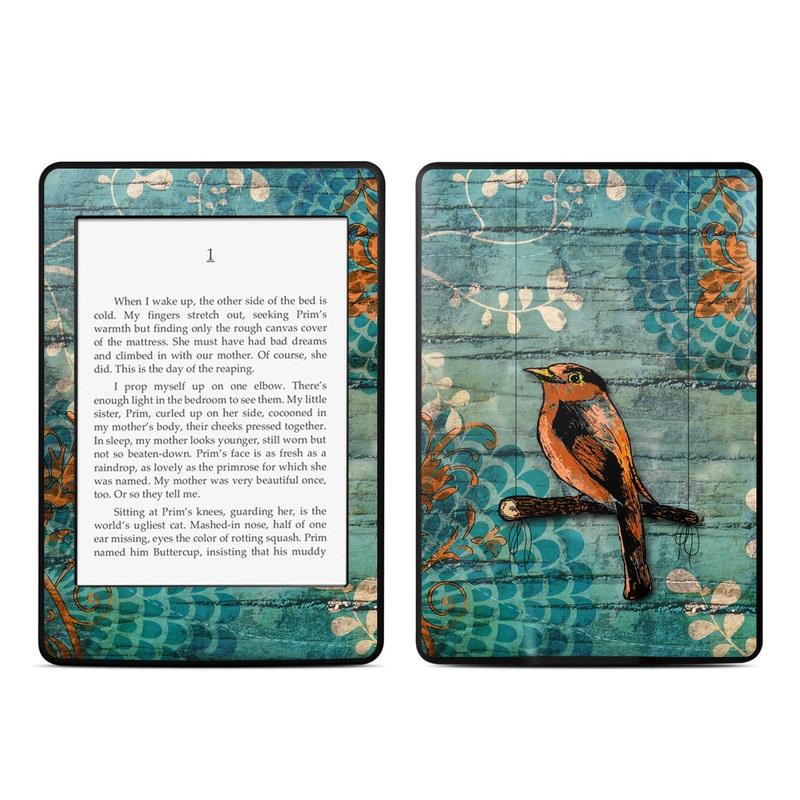 Morning Harmony Amazon Kindle Paperwhite Skin