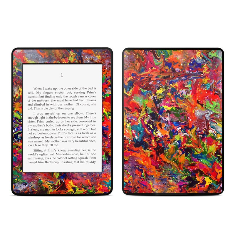 Maintaining Sanity Amazon Kindle Paperwhite Skin