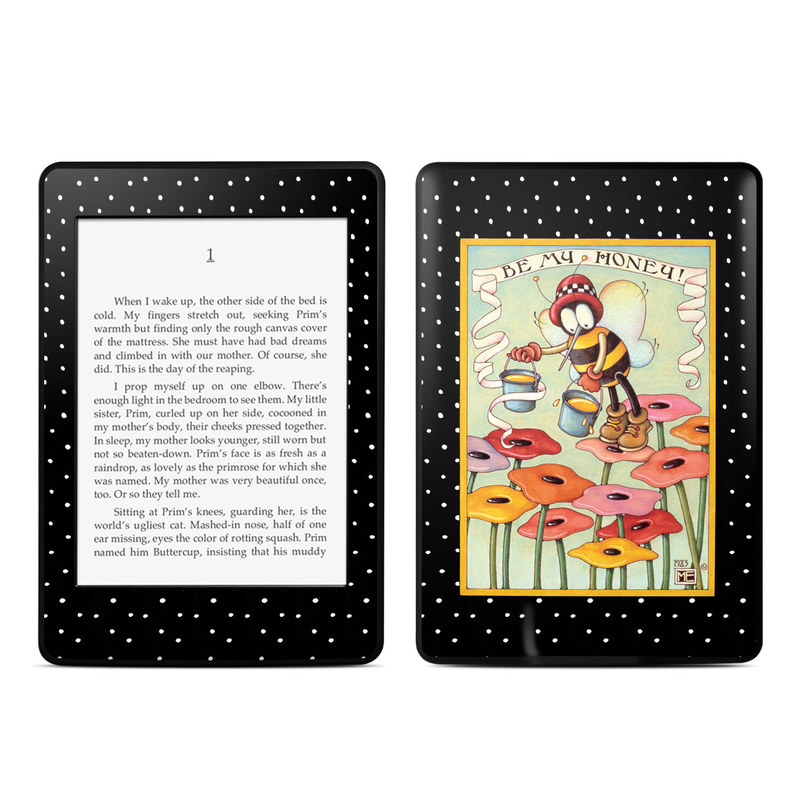 Be My Honey Amazon Kindle Paperwhite 3rd Gen Skin