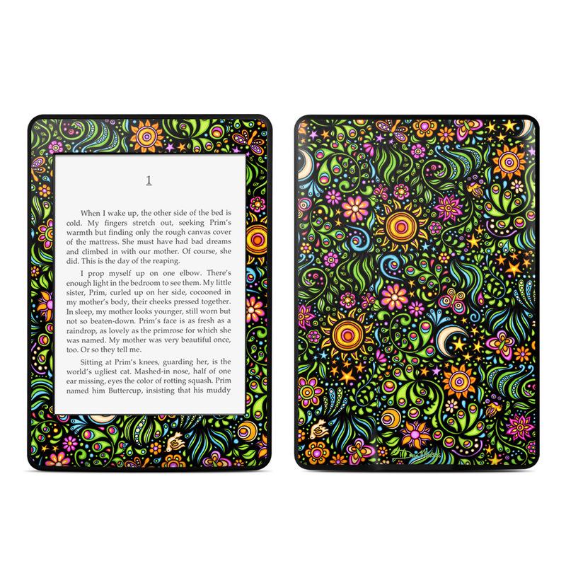 Nature Ditzy Amazon Kindle Paperwhite Skin