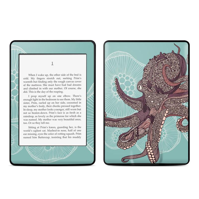 Octopus Bloom Amazon Kindle Paperwhite Skin