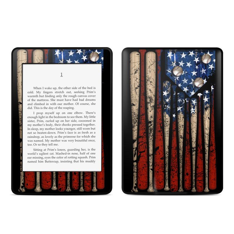 Old Glory Amazon Kindle Paperwhite Skin