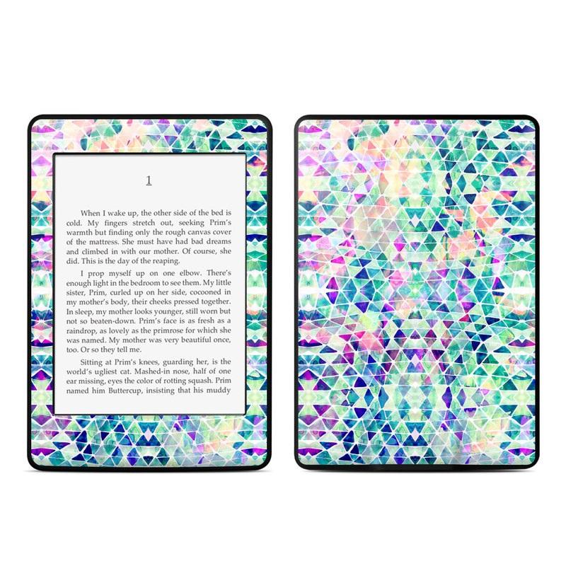 Pastel Triangle Amazon Kindle Paperwhite Skin